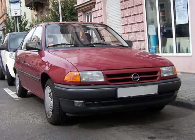 Astra F_historie_2