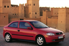 Astra G historie_1
