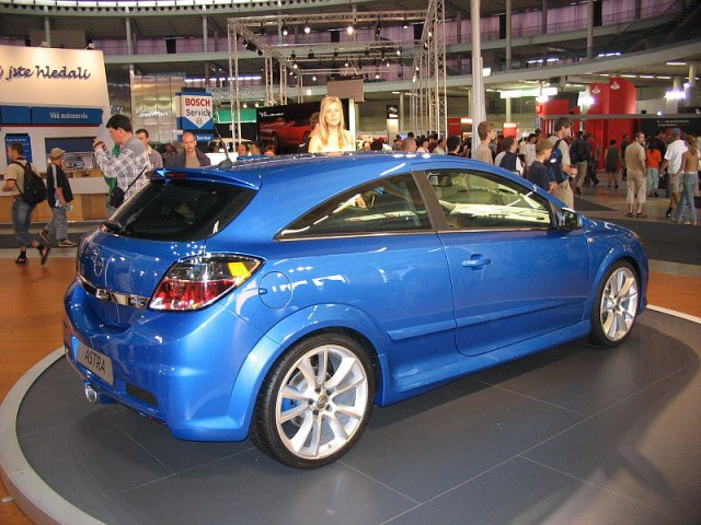 Opel Astra H  Historie_3