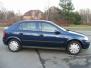 Moje Opel Astra G - Pří koupi a po pár dnech