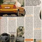 Astra G Coupe Bertone 1