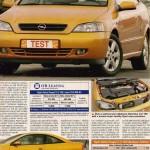 Astra G Coupe Bertone 2