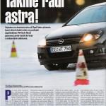 Astra H za volantem 1